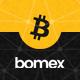 Bomex - Cryptocurrency & Bitcoin WordPress Theme - ThemeForest Item for Sale