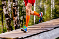legs man runner in compression socks - PhotoDune Item for Sale
