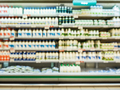 Defocused blur of supermarket shelves - PhotoDune Item for Sale