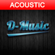 Inspiring Acoustic Indie Background - AudioJungle Item for Sale