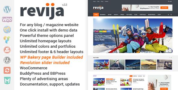 Revija – Blog/Magazine