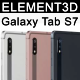 Element3D - Samsung Galaxy Tab S7 - 3DOcean Item for Sale