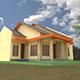Dodi House at Balikpapan City - 3DOcean Item for Sale