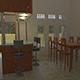 3D Interior design, Kitchen Set - 3DOcean Item for Sale