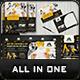 Construction Advertising Bundle Vol.1 - GraphicRiver Item for Sale