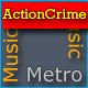 Crime Action Electro Funk