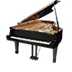 Serious Passionate Piano