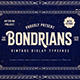 Bondrians - GraphicRiver Item for Sale