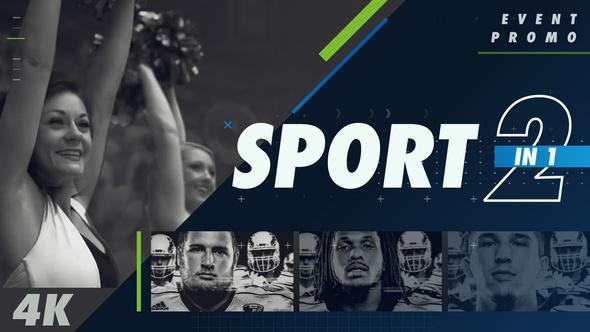 Sport Motivation Promo / Sport Event