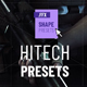 Hitech Text + Frame Presets - VideoHive Item for Sale