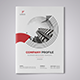 Company Profile 24 Pages - GraphicRiver Item for Sale