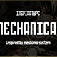Mechanical - GraphicRiver Item for Sale