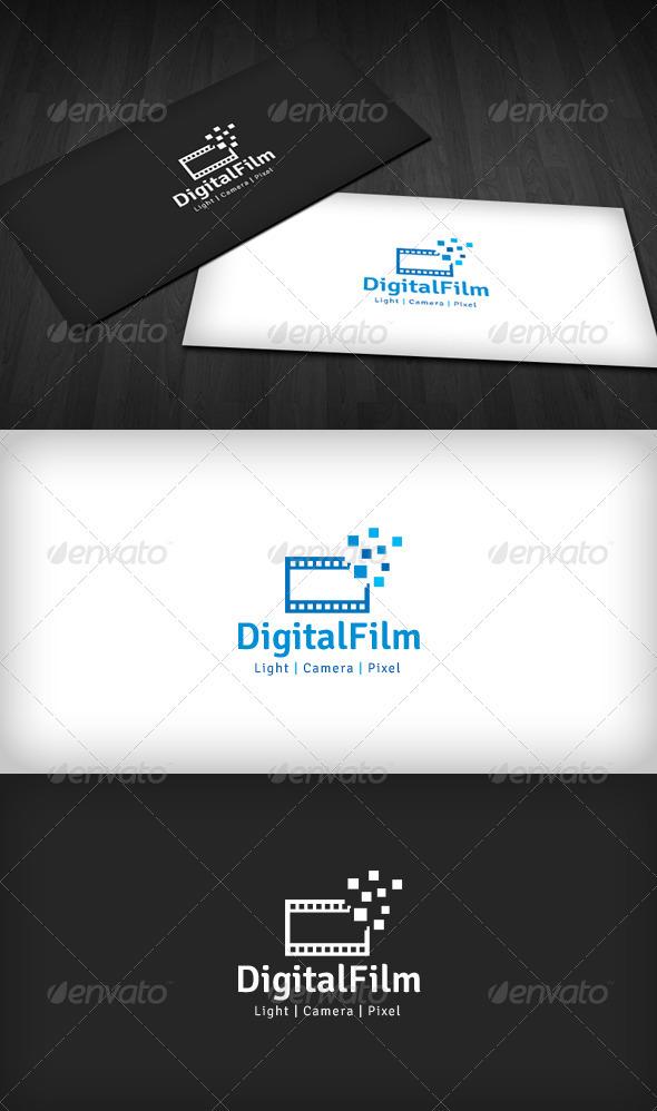 Digital Film Logo