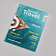 Travel Magazine - GraphicRiver Item for Sale