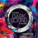 Dark Sound Flyer - GraphicRiver Item for Sale