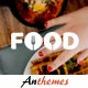 Tasty Food - Recipes & Blog WordPress Theme - ThemeForest Item for Sale