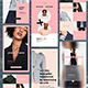 15 Fashion Instagram Stories Template - GraphicRiver Item for Sale