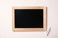 Blackboard and Chalk - PhotoDune Item for Sale