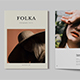 Photography Portfolio Brochure Template - GraphicRiver Item for Sale