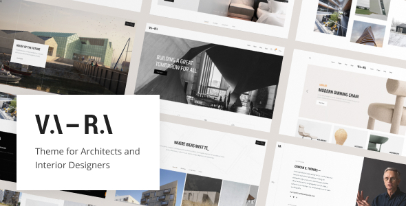 Vara - Architecture WordPress Theme