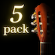 Classical Guitar Beauty Music Pack