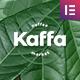 Kaffa - Cafe & Coffee Shop WordPress Theme + RTL - ThemeForest Item for Sale