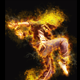 Amazing Flame Photoshop Action Vol 2 - GraphicRiver Item for Sale