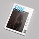 Fine Magazine - GraphicRiver Item for Sale