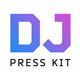 DJ Press Kit / Resume Template - GraphicRiver Item for Sale