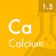 Calcium - Minimalist Portfolio & Blogging Theme - ThemeForest Item for Sale