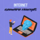Internet - Isometric Concept - VideoHive Item for Sale
