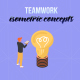 Teamwork - Isometric Concept - VideoHive Item for Sale