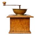 Antique manual coffee grinder - PhotoDune Item for Sale