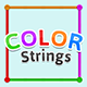 Color Strings - HTML5 Game (Construct 3   C3p) - Puzzle Game str8face - CodeCanyon Item for Sale