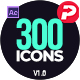 Animated Icons Pack - VideoHive Item for Sale
