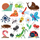 Cartoon Insects - GraphicRiver Item for Sale