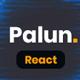 Palun - Portfolio React JS Template - ThemeForest Item for Sale