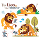 The Lion and the Mouse - GraphicRiver Item for Sale