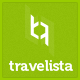 Travelista - WordPress Blog Theme - ThemeForest Item for Sale