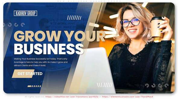New Business Agency Promo