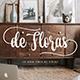 de Floras - 5 Fonts Family - GraphicRiver Item for Sale