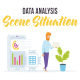 Data analysis - Scene Situation - VideoHive Item for Sale