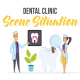 Dental clinic - Scene Situation - VideoHive Item for Sale