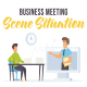 Business meeting - Scene Situation - VideoHive Item for Sale