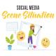 Social media - Scene Situation - VideoHive Item for Sale