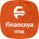 Financeya -  Business, Consulting & Accounting HTML5 Responsive Template - ThemeForest Item for Sale