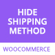WooCommerce Hide Shipping Method for Product, Category & More - CodeCanyon Item for Sale