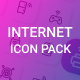 Internet Of Thing Icon Pack - GraphicRiver Item for Sale