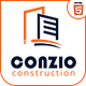 Conzio - Construction Company HTML Template - ThemeForest Item for Sale