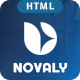Novaly - Business Consulting - ThemeForest Item for Sale